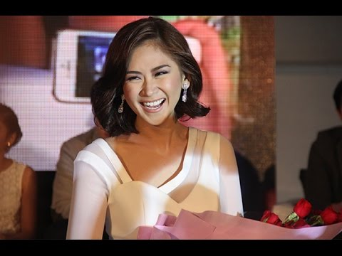 Sarah Geronimo is YES! Magazine