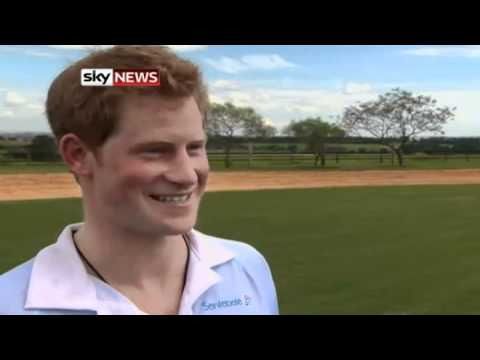 Prince Harry Tells Of 'Emotional' Jubilee Tour