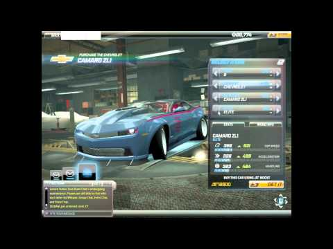 Need For Speed World: How get free car ?