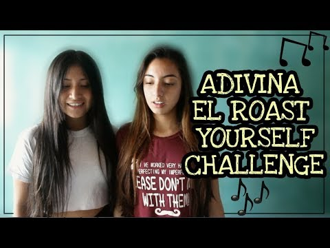 Adivina el ROAST YOURSELF CHALLENGE | Dipho ap1!