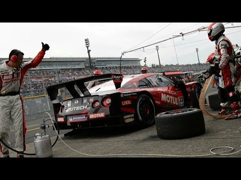 Super GT 2013 Rd.8 (Motegi) Race Day Highlights