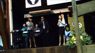 O melhor lugar do mundo Grupo Nova Voz: Thulio, Thaise e Mariana