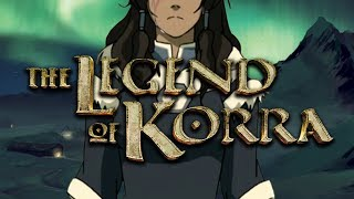 The Legend of Korra: A Beautiful Mess