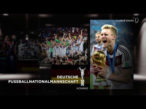 Alle Nominierungen - Laureus World Sports Awards 2015