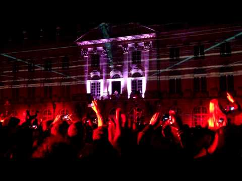 Kavinsky @Nancy (place Stanislas)