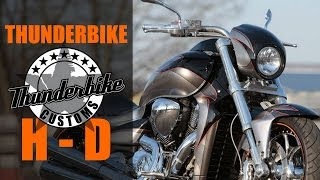 "Suzuki Intruder M1800R & Boulevard M109R ""milano 2"" by Thunderbike 