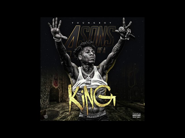 NBA Youngboy - 4 Sons of a King (Official Audio) thumbnail
