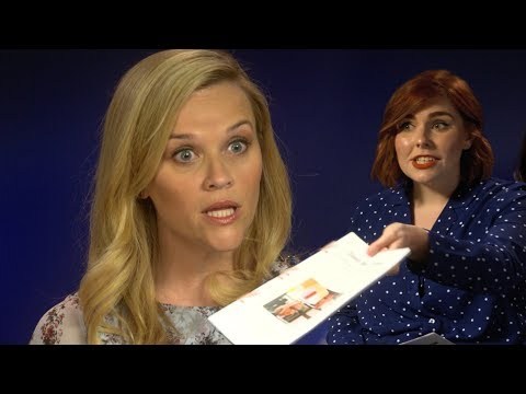 Reese Witherspoon reacts to journalist who wrote dissertation on Legally Blonde (The Full Interview)