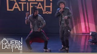 download lagu Les Twins Show Off Their Moves  The Queen gratis