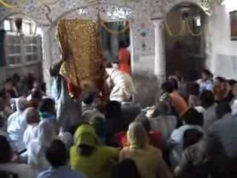 Lahore, Lord Krishna temple, Murti Sathapna, Pakistan