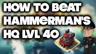 How To Find & Beat Hammerman