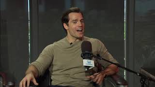 "Henry Cavill on His New Netflix ""The Witcher"" 