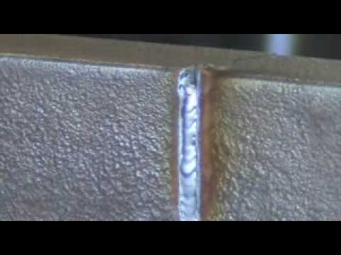 How to Weld Two Plates - Kevin Caron