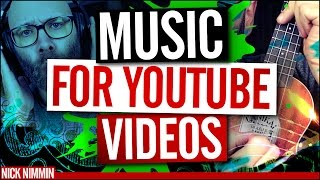 Royalty Free Music For Youtube Audio