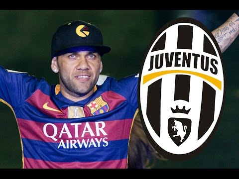 DANI ALVES ● Good Luck | Welcome To Juventus | HD