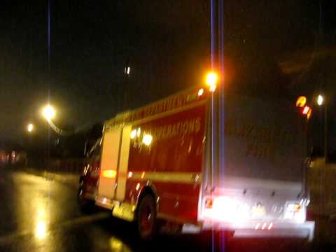 Paterson, NJ Building Collapse 10-27-09 *Part 2*