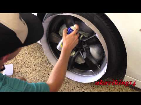 How to Plastidip Wheels - akaviking14