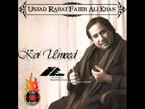 YouTube - Rahat Fateh Ali Khan - Koi Umeed Bar Nahi Aati - Mirza...