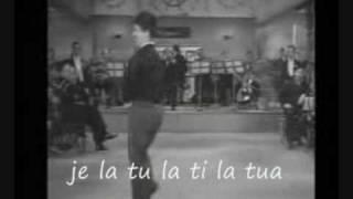 Charlie Chaplin a lyric from Modern Times
