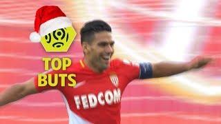 Top 10 buts joueurs Sud-Américains | mi-saison 2017-18 | Ligue 1 Conforama