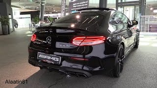 2017 Mercedes-AMG C63 S Coupe SOUND
