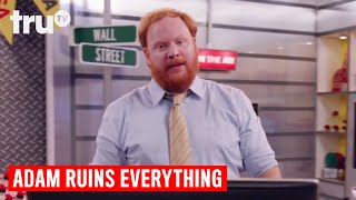 """Adam Ruins Everything - Why the """"Unemployment Rate"""" is Flawed   truTV"""