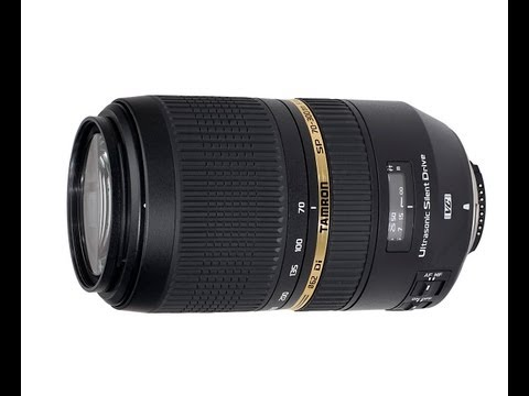 Tamron SP 70-300  Di VC USD - introduction