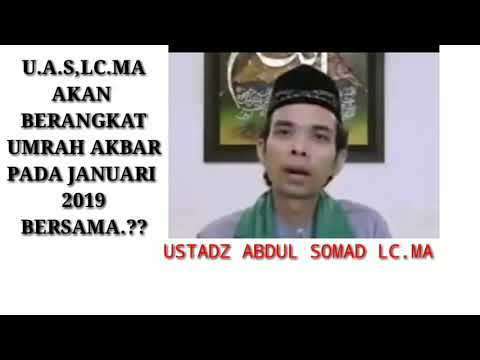 Video umroh januari 2019