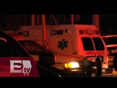 Mueren dos ladrones abatidos por escoltas de funcionario en León, Guanajuato