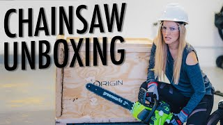 Chainsaw Origin PC Unboxing!