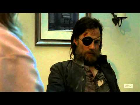 The Walking Dead 4x06 - I'm a Pirate