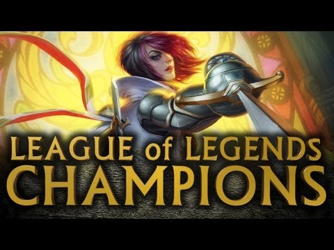 League of Legends Champions - Fiora Review & Guide (Ep.01)