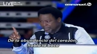 Day 2: The Crusade In Mexico (México Cruzada) With Prophet TB Joshua 2015 (Part 5/9). Emmanuel TV