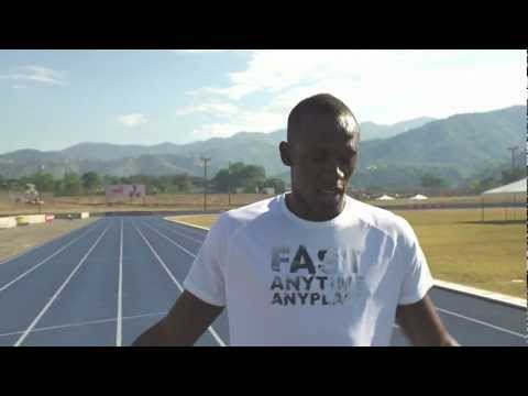 &quot;Faster Than Lightning&quot; feat. Usain Bolt - DJ Steve Porter Remix