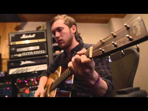 Phillip Phillips - Raging Fire (In Studio BTS)
