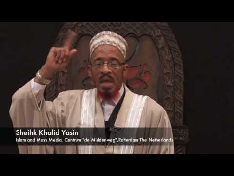 Quran As A Mass Media Instrument, Shayhk Khalid Yasin video
