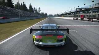 Project CARS Graphics Test GTX275 + i3 2120