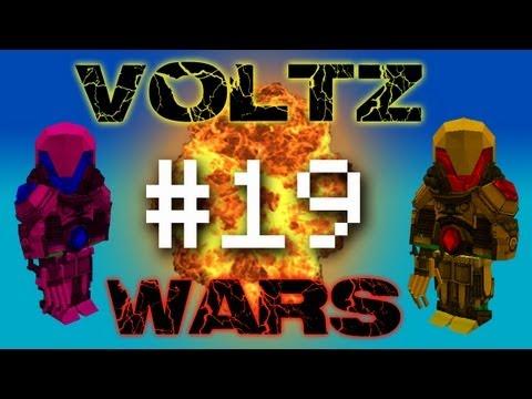 Minecraft Voltz Wars - Massive Explosion! #19