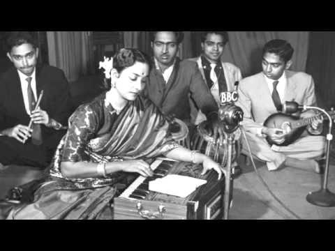 Geeta Dutt : Ek shama hain mehfil mein : Film - Baghdad (1952...