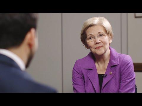 "Elizabeth Warren Fires Back at Donald Trump Over Being Called ""Goofy"""