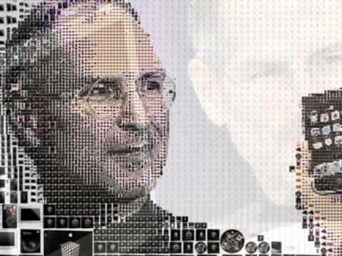 Steve Jobs 1955 - 2011 tributo