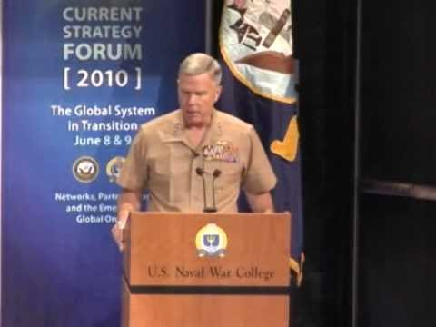 CSF 2010 | Gen. James Amos: The Marine Corps Over the Next Two Decades