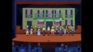"""Oh, Streetcar!"" from ""The Simpsons"""