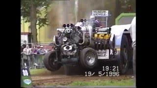 Promo Anholt Tractor Pulling & Farm Pulling 2016