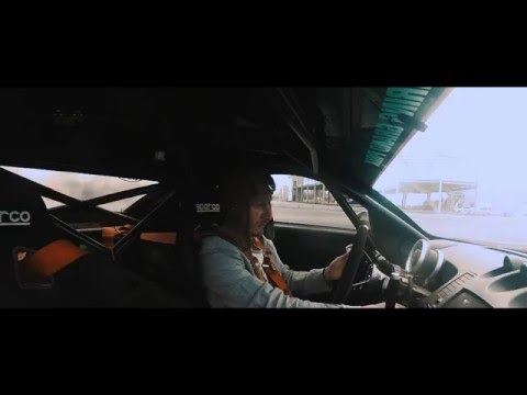 60-летний старик дрифтит на 500-сильной NISSAN 350Z