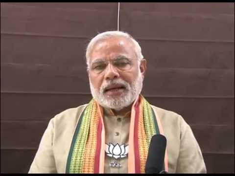 Shri Narendra Modi's message for the voters of Leh and Ladakh