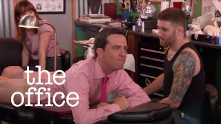 Andy Gets a Butt Tattoo - The Office US