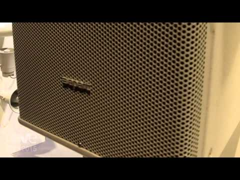 ISE 2015: Apart Audio Introduces the MASK12 Cabinet Speaker