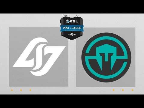CS:GO - CLG Vs. Immortals [Cbble] Map 2 - ESL Pro League Season 4 - NA Matchday 15
