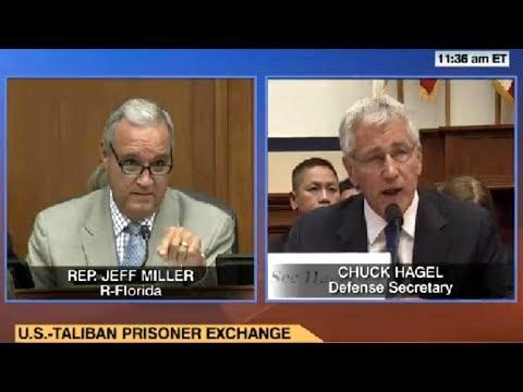 Defense Secretary Scolds Rep. Over Bergdahl's Health